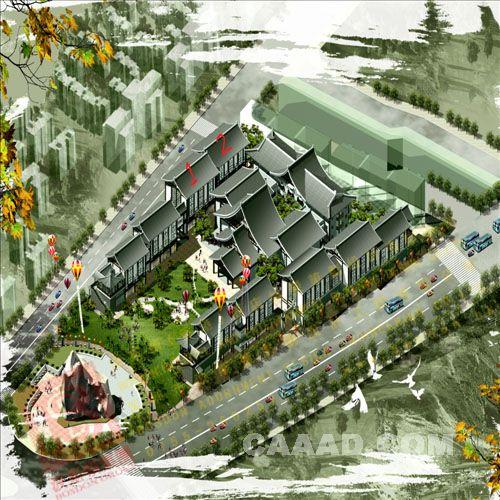 西安唐御坊国际大酒店